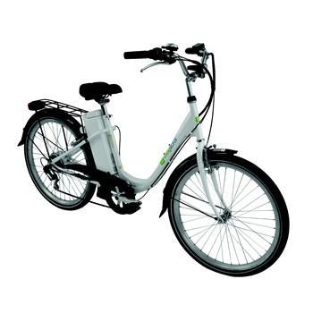 Vélo électrique Wayscral Basy 315 - blanc
