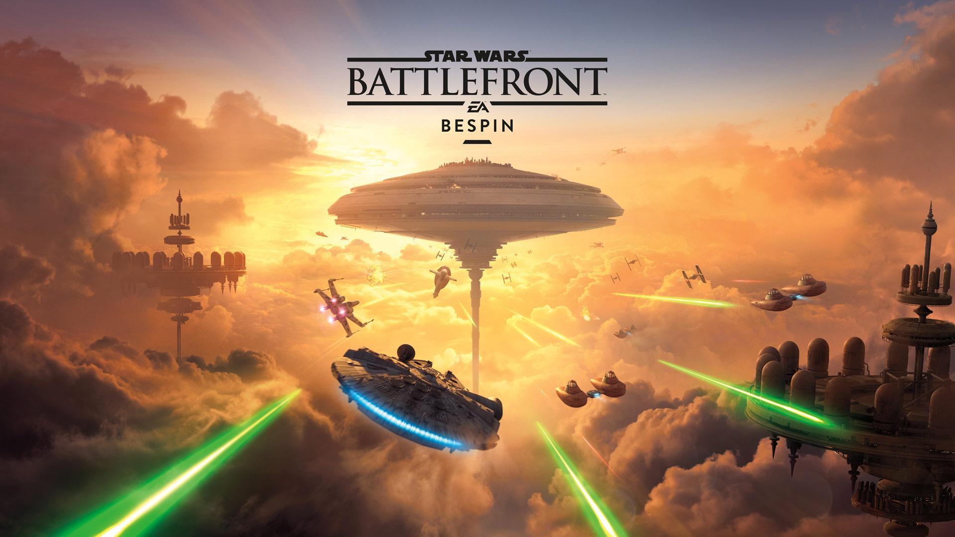 [PS Plus / Membres Gold] DLC Star Wars Battlefront - Bespin essai gratuit sur PS4 et Xbox One