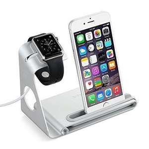 Station de Charge pour Apple Watch & Support pour iPhone
