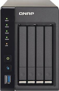 Serveur NAS QNAP TS-453S Pro (4 baies)