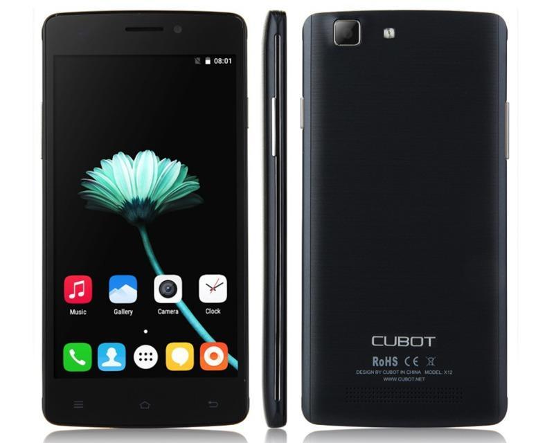 """Smartphone 5"""" Cubot X12 - 1 Go de RAM, 8 Go"""