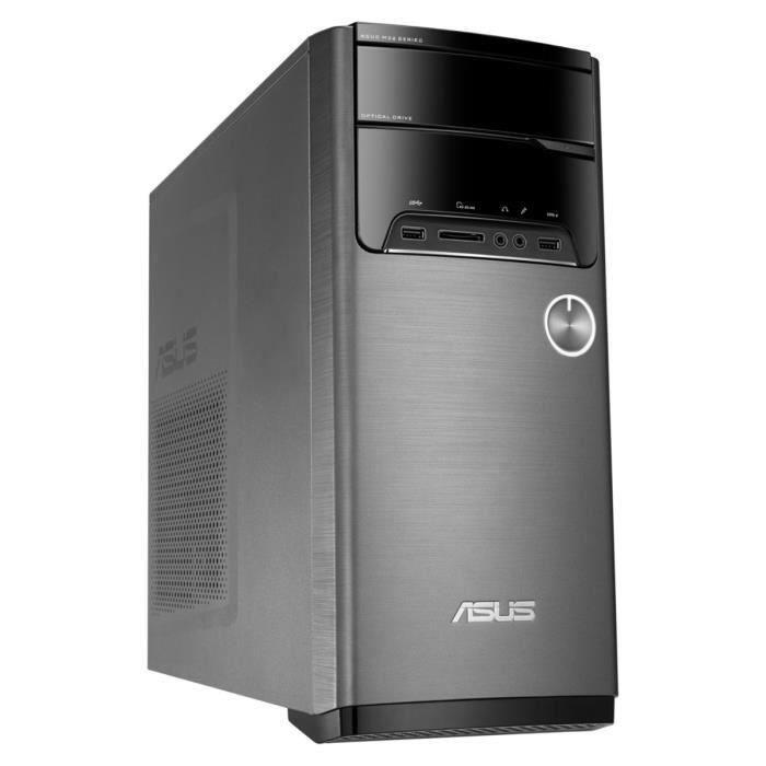 PC de bureau Asus M32CD-FR033T - 8Go de RAM - Intel i7-6700 - GeForce GTX960 - Disque Dur 1To