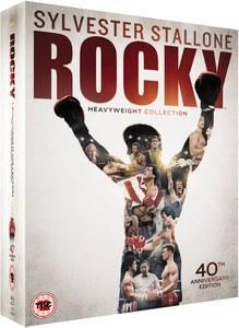 Blu-ray : l'Intégrale  de Rocky  (Rocky Balboa en Italien)