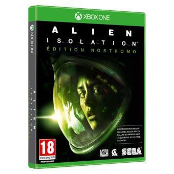 Alien Isolation - Edition Limitée Nostromo sur Xbox One