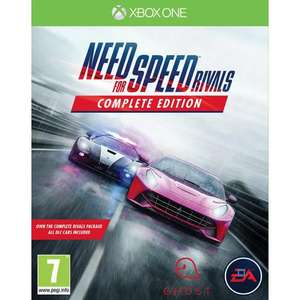 Need For Speed Rivals - Edition Complète sur Xbox One