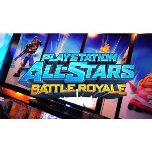 Playstation All Star Battle sur PS VITA