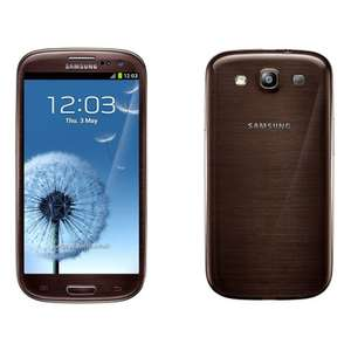 Samsung Galaxy S3 4G marron avec ODR (50€)