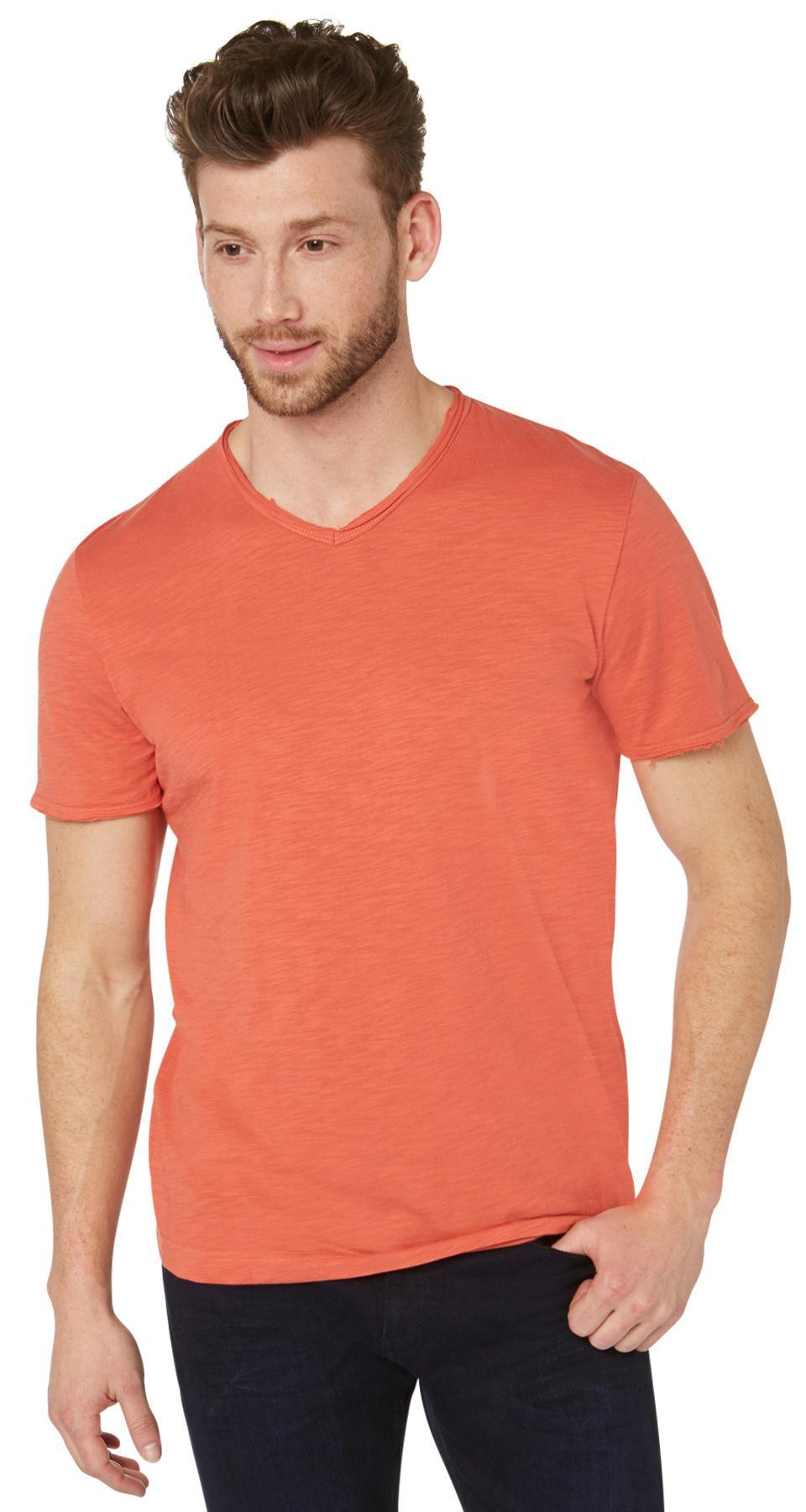 25% de réduction supplémentaire sur les articles soldés - Ex : tee-shirt Homme Vintage V-Neck