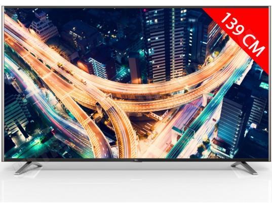 """TV 55"""" TCL U55S7906 - UHD 4K, LED (LCD VA), Smart TV"""