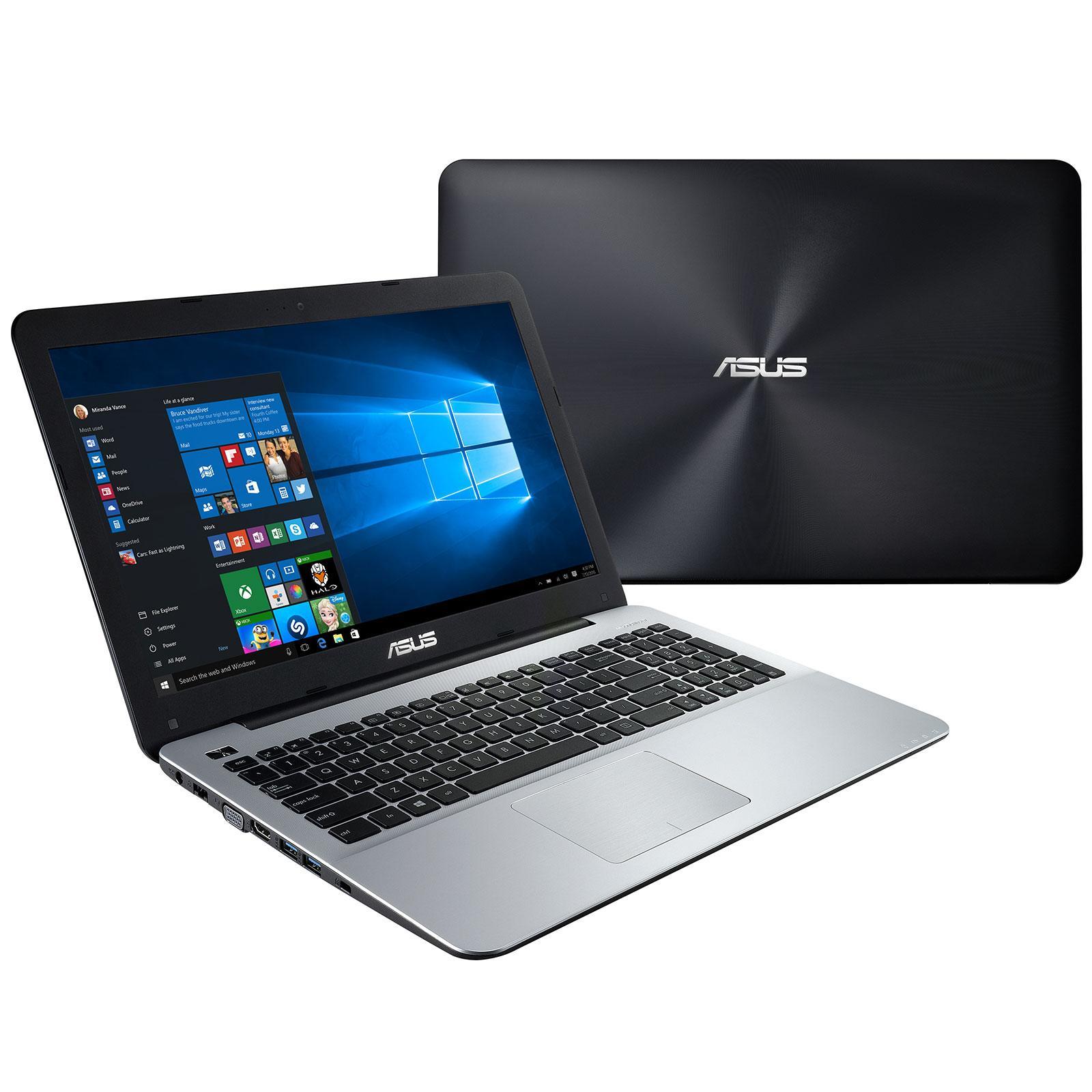 "PC Portable 15.6"" Asus R556UJ-DM191T (i5 6200U - 6 Go RAM - 128Go SSD - 920M)"
