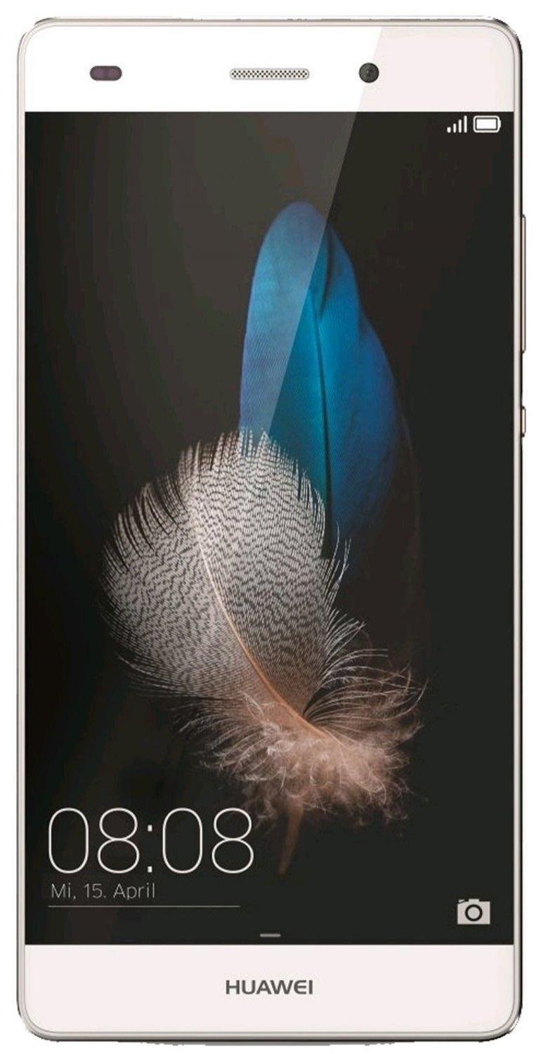"Smartphone 5"" Huawei P8 Lite 16Go - Désimlocké Blanc (Avec ODR 50€)"