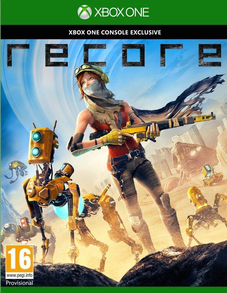 Précommande : Recore sur Xbox One + Banjo-Kazooie Nuts and Bolts