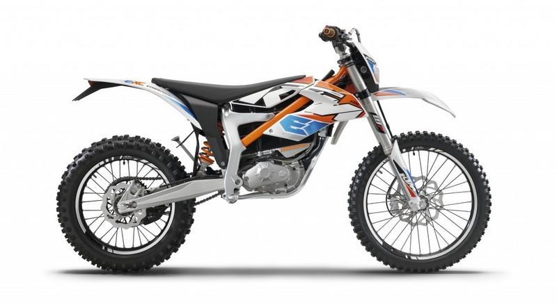 Moto Electrique KTM Freeride E-XC 2015 - Batterie + Chargeur inclus