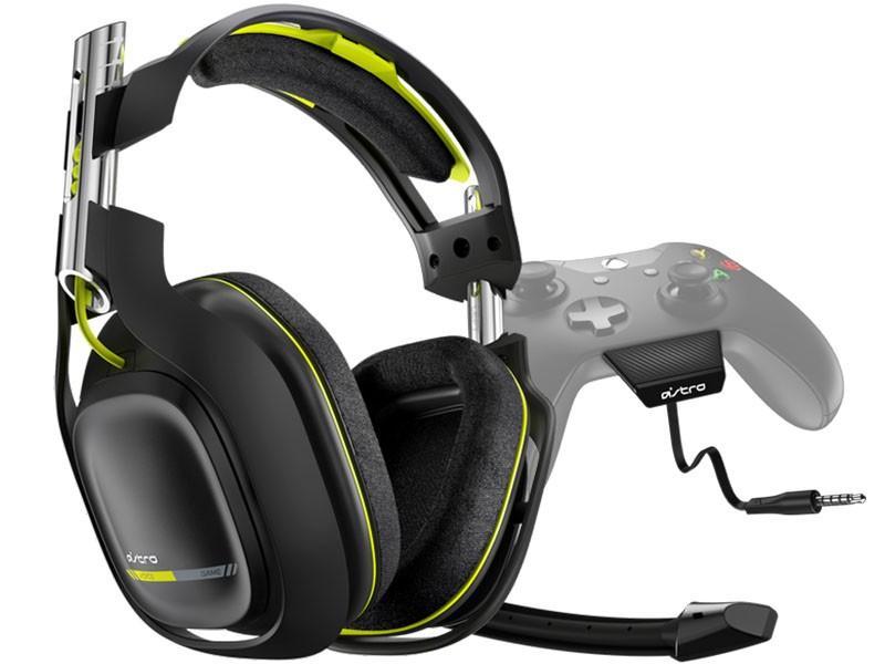 Casque audio 7.1 Astro Gaming A50 Noir + MixAmp TX