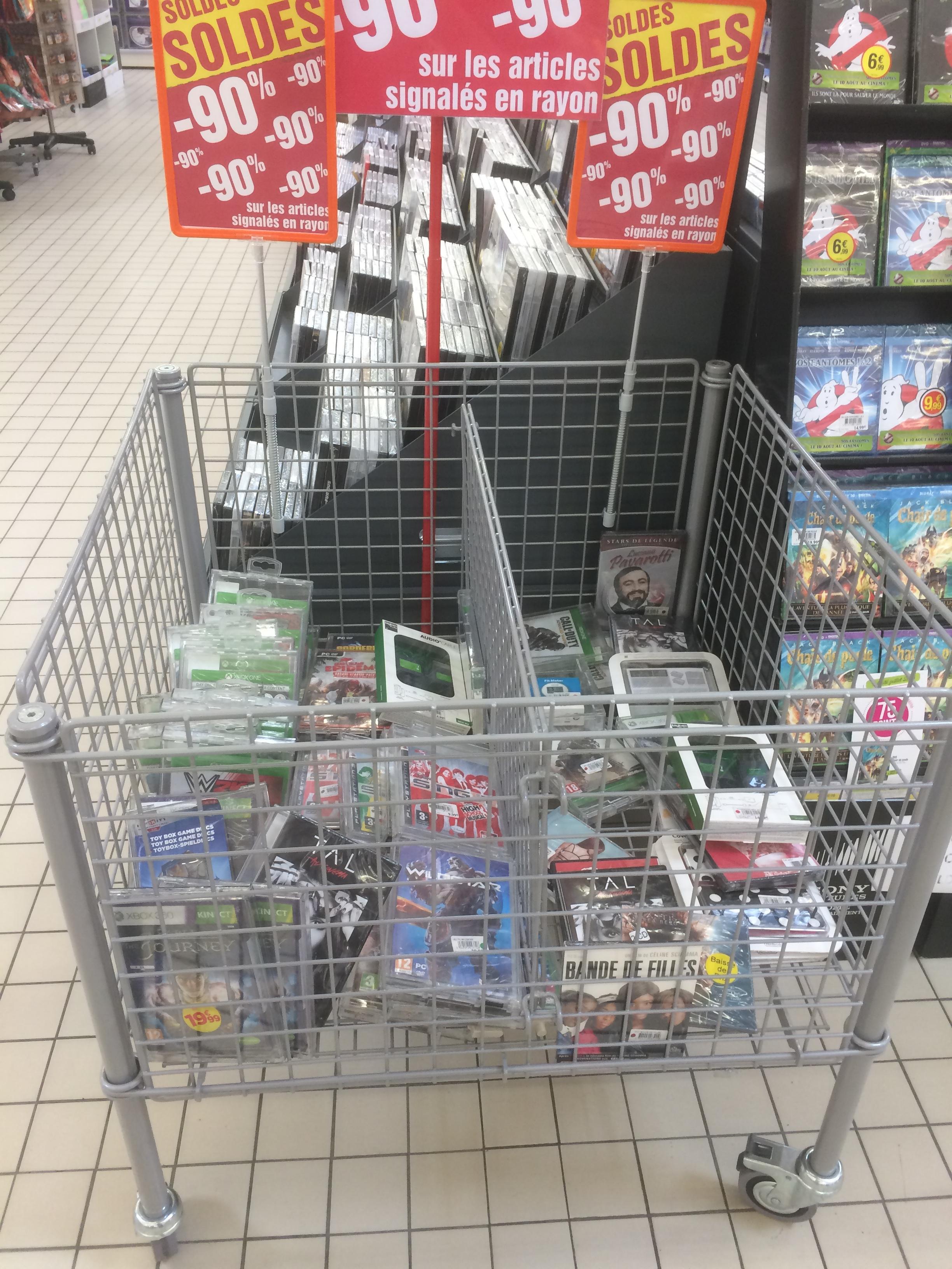90% de réduction sur une sélection de jeux vidéo sur Xbox One et PC - Ex : Borderlands : The Pre-Sequel sur PC