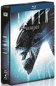 Blu-ray Alien Anthologie (+ steelbook)