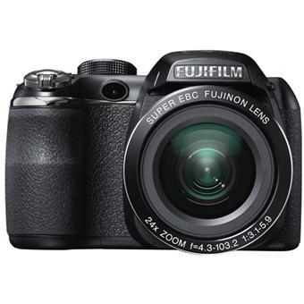 Appareil photo Fujifilm FinePix S4200 Noir