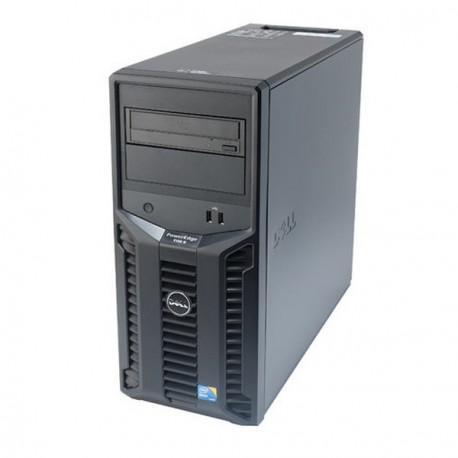 Serveur Dell PowerEdge T110II Reconditionné - Xeon Quad Core E3-1220 3.1Ghz 4Go DDR3 300Go SAS