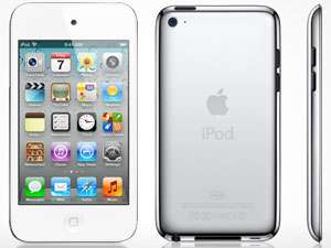 Apple iPod Touch IV - 32 Go - Blanc [Buyster possible]