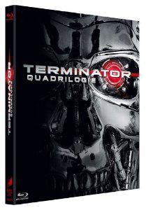 Terminator, l'intégrale (1, 2, 3 et 4) - Edition limitée exclusivité Amazon.fr [Blu-ray]