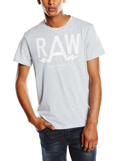 T-shirt Imprimé G-Star Marsh pour Homme - Manches courtes (XXL)