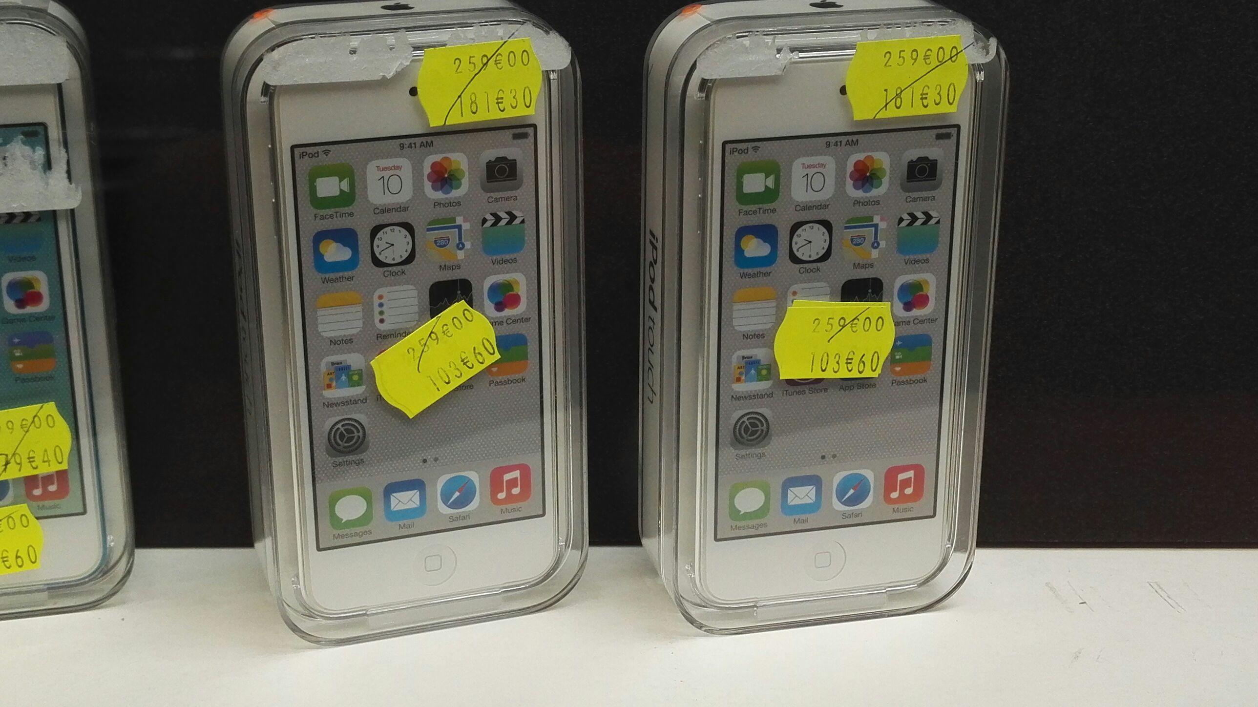 Ipod Touch 16Go (5ème génération)