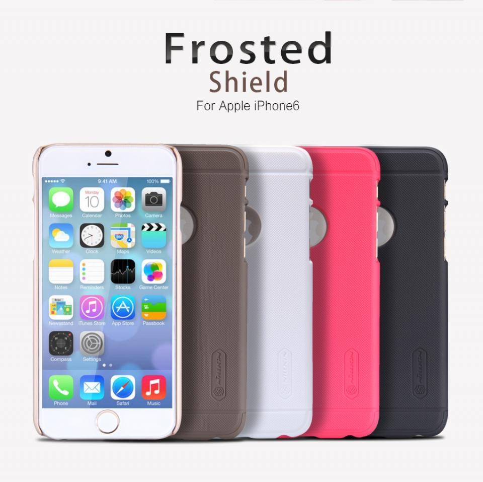 Coque de Protection Nillkin Super Frosted pour Iphone 6 à 2.95€  et pour Iphone 6 plus