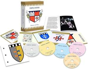"Album Simple Minds ""Sparkle in the Rain"" - Super Deluxe Edition (4CD +DVD)"