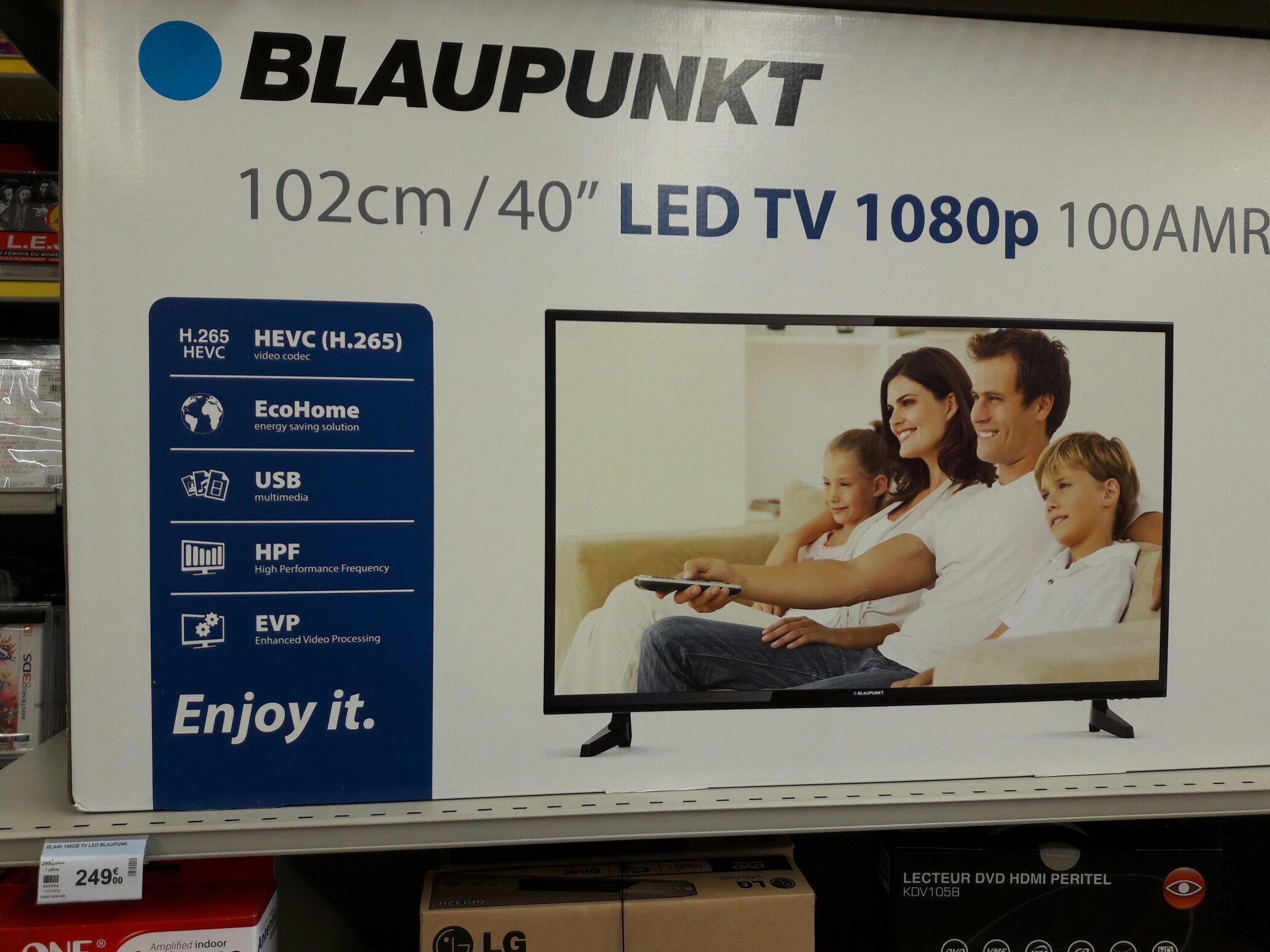 """TV LED 40"""" Blaupunkt BLA-40/148 OB Full HD"""