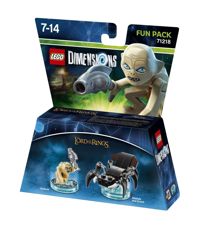 Sélection de Figurines Lego dimensions en promotion - Ex : Le Seigneur des Anneaux - Gollum