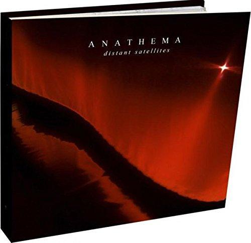 CD Digibook édition limité Anathema - Distant Satellites (avec DVD remix 5.1)