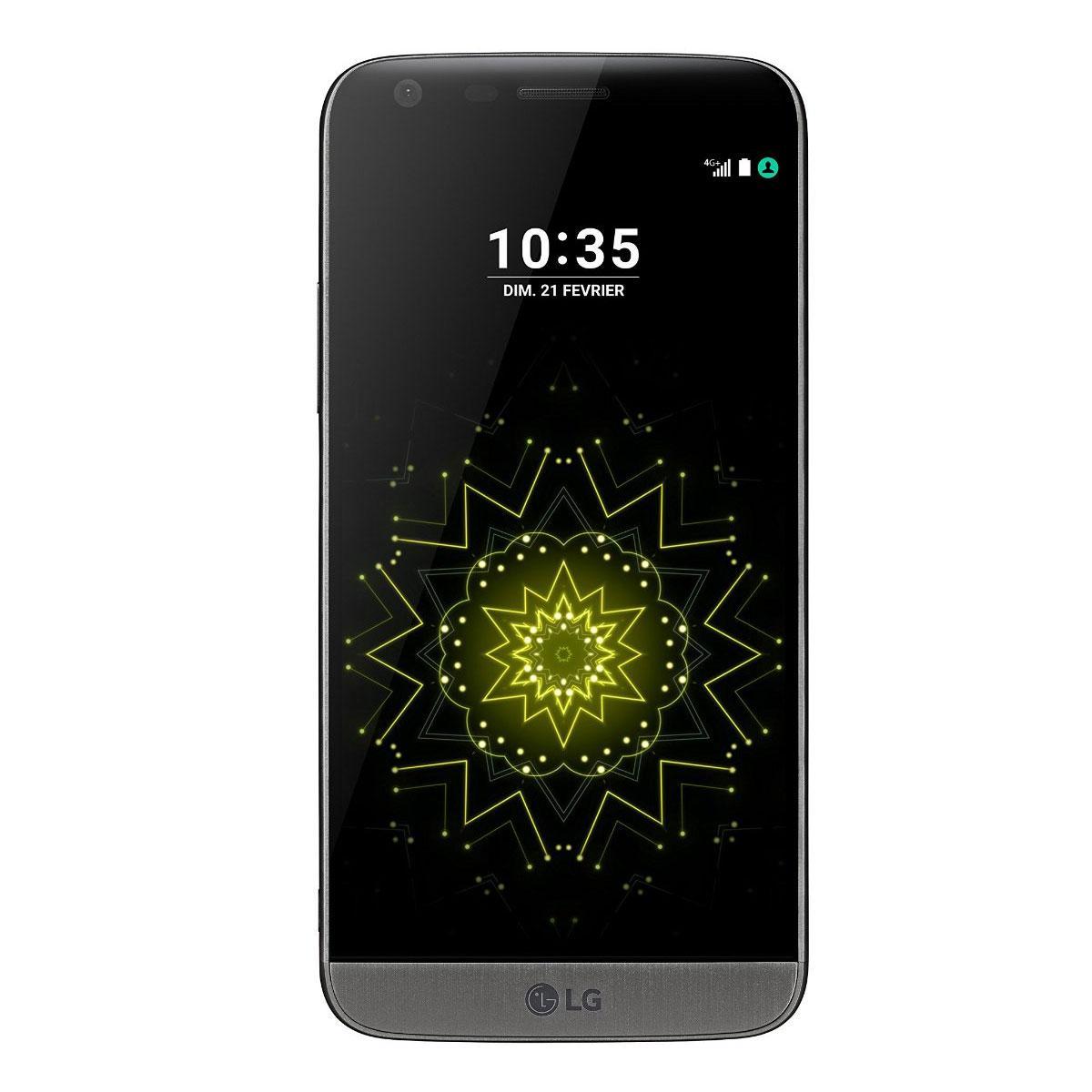 "Smartphone 5.3"" LG G5 H850 32Go Titane"