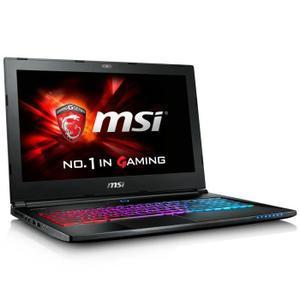 """[Cdiscount à volonté] PC Portable 15.6"""" MSI GS60 6QE 448XFR - Intel i7-6700HQ, 8 Go de Ram, 1 To + 128 Go SSD, GeForce GTX 970M"""