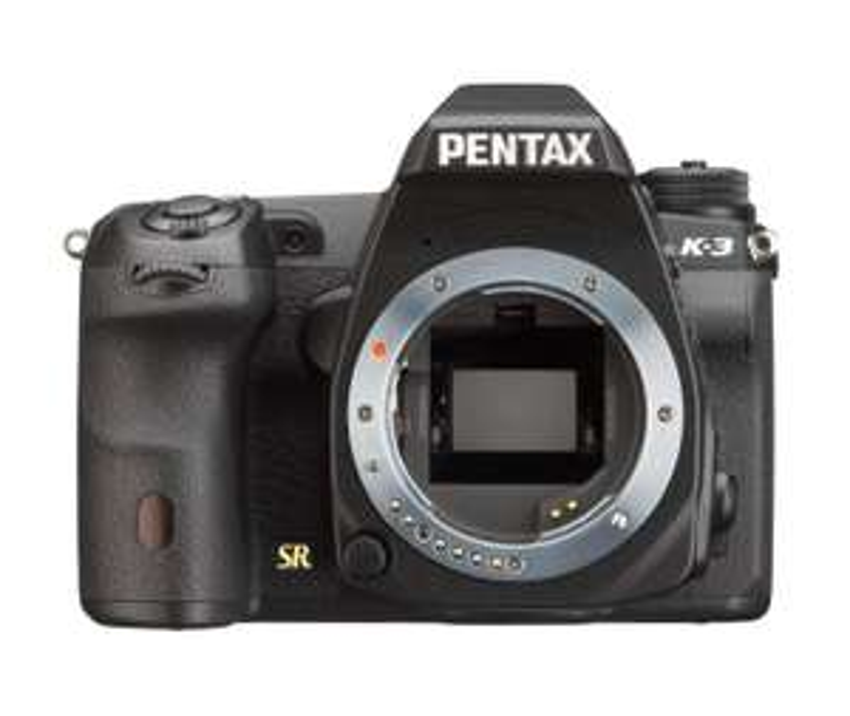 Appareil Photo Numérique Reflex Pentax K-3 - Boitier nu, 24 Mpix