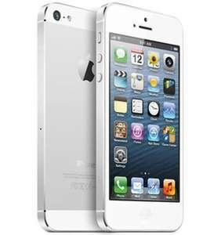 "Smartphone 4"" Apple iPhone 5s - 16 Go, argent, reconditionné"