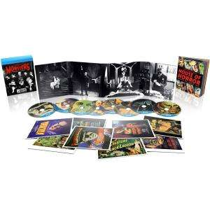 Coffret Blu-ray Universal Classic Monsters: The Essential Collection