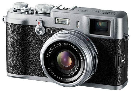 Appareil photo compact Fujifilm FinePix X100 APS-C 35mm f2.0