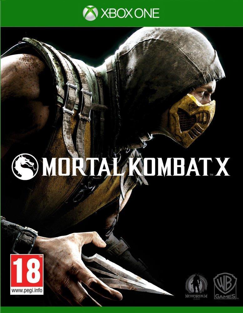 Mortal Kombat X sur Xbox One et Ps4