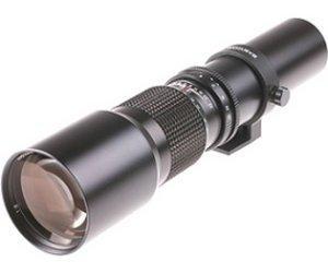 Objectif Samyang 500mm f8 Preset IF MC T2