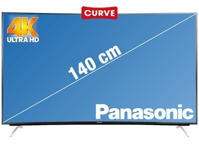 "TV 55"" incurvée Panasonic TX-55CRW734 - 4K"