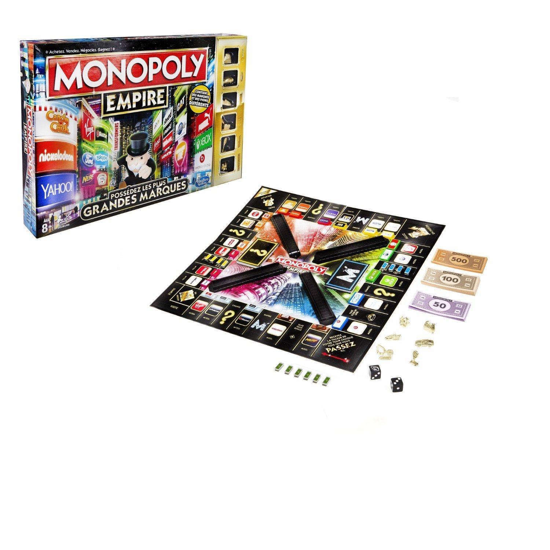 Jeu Hasbro Monopoly Empire - Opération Carte de Crédit