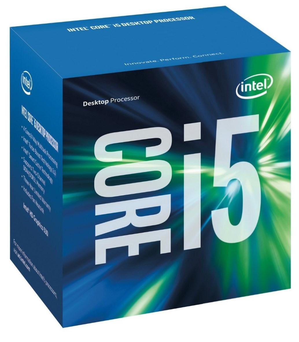 Processeur Intel i5-6600 - 3.3GHz, Socket LGA 1151