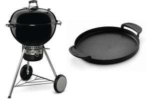 Barbecue Weber Master touch + Plancha