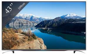 "TV 43"" Sharp LC-43CFE6352E - LED, Full HD, Smart TV"