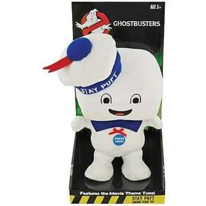 Peluche parlante Ghostbusters - Happy