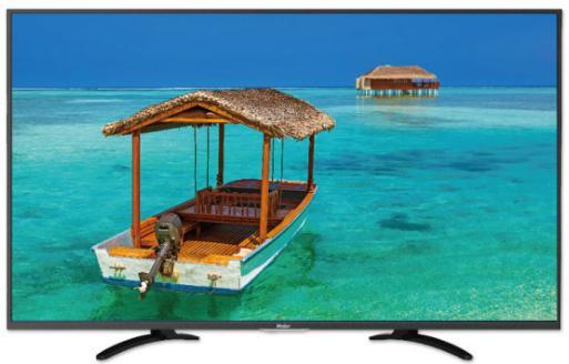 "TV 43"" Haier LE43U5000A - Full HD / Smart TV (3 HDMI / 2 USB)"