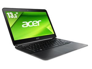 "PC UltraPortable Acer S5 Intel Core i7 13.3"""