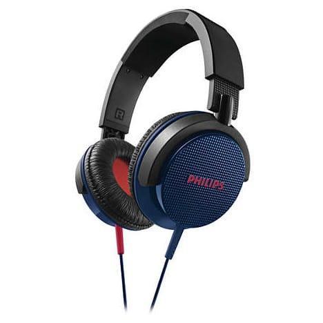 Sélection de casques audio en promotion - Ex : Philips SHL3100 - bleu
