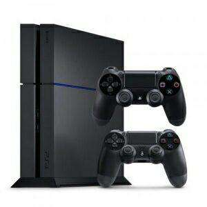 Console Sony PS4 (1 To) + 2ème manette