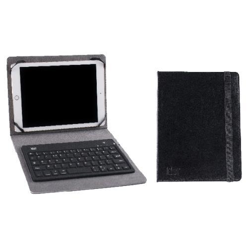Clavier universel Bluetooth pour tablette + pochette